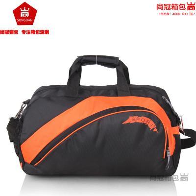 万博博彩app最新版本网址箱包定制旅行袋男万博博彩备用网址运动提包健身包